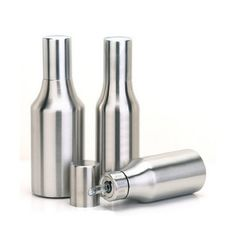 US101 :: USA Buying Agency - [해외][구매대행][B00FCWUWGI] Fashion stainless steel fashion leak oiler soy sauce bottle spice jar set kitchen supplies