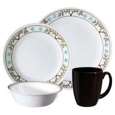 Corelle Plates- Houseware sets