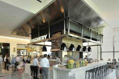 The Rise of New York's Grand, Glorious Modern Food Halls | #nyc #newyorkcity