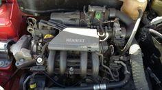 Motor Renault Clio 1.2 1998. Gasolina. Para ver mais : toniauto.pt Enviamos para todo país. Transportadora / Correio.