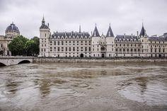 La conciergerie - Paris inondations Juin 2016