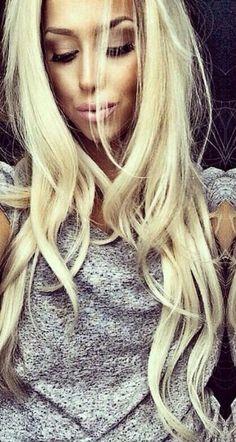 The hair tho