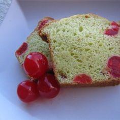 Cherry Pistachio Bread Allrecipes.com