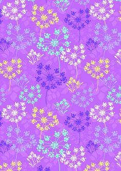 Scrapbook paper - flower burst (cliquer au dessus de l'image pour ouvrir PDF)