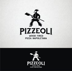 Logo for Wood Fired Neapolitan Pizzeria by SilenceDesign