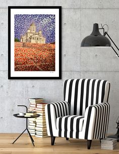 This exclusive edition Giclée Art Print, designed by Alan Hogan, comes with a numbered and signed certificate of authenticity. Printed on 100% cotton, acid-free, heavyweight paper using HDR UltraChrome Archival Ink, this artwork reflects our commitment to the highest color, paper, and printing st...  #Helsinki #Cathedral #Finland. #Handpainted #print #HelsinkiCathedral #church #art #artist #homedecor #wallart #curioos #dots #impressionism #neoimpressionism #artprints #artistwebsites…