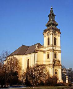 http://szeretlekmagyarorszag.blogspot.hu Jászberény - Nagyboldogasszony templom -  Hungary