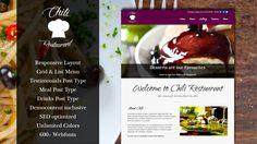 Chili v1.0 - Fine Dining Restaurant WordPress Theme