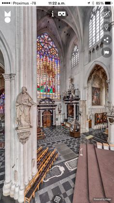 Virtual Tour Sint-Romboutskathedraal Mechelen