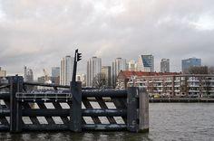 https://flic.kr/p/Jx1nue | Rotterdam (The Netherlands) - Prins Hendrikkade & Boompjes | Pictures by Björn Roose. Rotterdam, The Netherlands, January 2016.