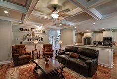 Living Room Inspiration | Summit Design Build | McDonough, GA
