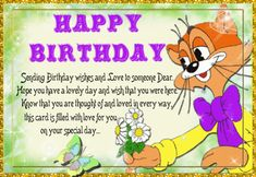 12 Facts That Nobody Told You About Birthday Send Happy Birthday Penguin, Free Birthday Wishes, Birthday Email, Happy Birthday Ecard, Birthday Thanks, Birthday Card Online, Cute Happy Birthday, Cute Birthday Cards, Birthday Blessings