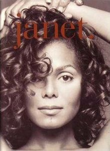Janet (Piano, Vocal, Guitar Songbook) by Janet Jackson