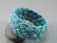 Colored Sailor Bracelets by Elka