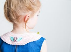ammeeandco.com | Crochet patterns for unique little accents to add to any outfit for the little ones in your life!