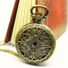 Chinese knot pattern pocket watches