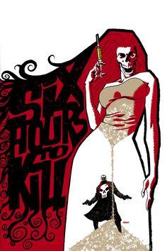 Punisher cover no.69 by `Devilpig on deviantART