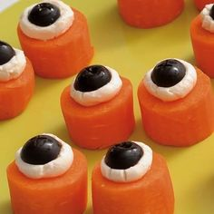 64 Non-Candy Halloween Snack Ideas
