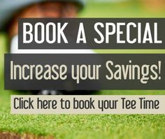 Book A Special - Rolling Meadows Golf & Country Club