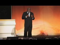Bishop T.D. Jakes on How to Give Birth to Your Dreams - Super Soul Sunday