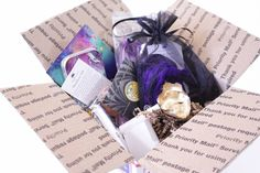 Reviewing Sapphire Soul for December 2015,a Subscription Service that Delivers Uniquely Themed Boxes + Products, Great Vibes and Nuggets of Soul Self-Care!