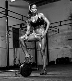 Lift weights, you'll build a much better, stronger body (a lot quicker) #beautiful