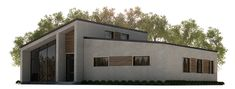 house design house-plan-ch406 6