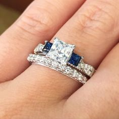 http://rubies.work/0380-sapphire-ring/ 0873-ruby-pendant/ Sapphire and diamond engagement ring
