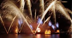 Why Disney's Fireworks Shows Hit A High Note