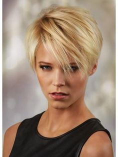 30 meilleures coupes de cheveux courtes pour les cheveux fins 30 best short haircuts for fine hair – Related posts:Short Haircuts for Fine Hair And Round Short Pixie Haircut For Woman With Fine Hair - Page 7 of 21 Super Short Haircut Styles 2019 Bob Hairstyles For Fine Hair, Short Hairstyles For Women, Wig Hairstyles, Hairstyle Ideas, Hairstyles 2018, Female Hairstyles, Hairstyle Men, Everyday Hairstyles, Black Hairstyles