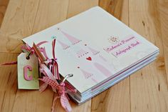 Cute autograph book...makes for a great keepsake.