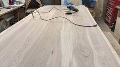 Inside Squad (@InsideSquadNYC)   Twitter Nice #woodgrain, right? #walnut #kitchenisland #BoerumHillBK #residential #woodworking #millwork #ourworkshop