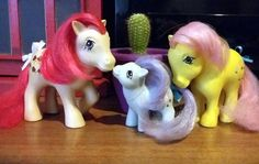 12- Mi pequeño Pony: sí, los originales son los ochentosos. | 20 Juguetes clásicos de los niños argentinos de los 80 y los 90