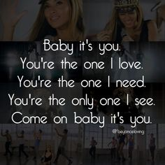 Oh my gosh, i love this song. Beyonce - Love On Top (song lyrics)