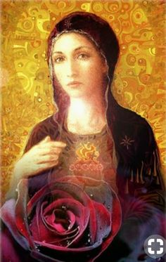 Marie Madeleine - Home Decora La Maison Divine Mother, Blessed Mother Mary, Blessed Virgin Mary, Mary Magdalene And Jesus, Mary And Jesus, Sacred Feminine, Divine Feminine, Religious Icons, Religious Art