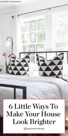 6 Little Ways Home Stagers Make Your House Feel Like It Gets Way More Light Home Decor Hacks, Home Hacks, Home Staging Companies, Boston Apartment, Decorating Your Home, Decorating Ideas, Decor Ideas, Apartment Therapy, Apartment Ideas
