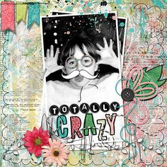 Digital Scrapbooking, Artsy, Layout, Templates, Create, Shop, Anime, Stencils, Page Layout