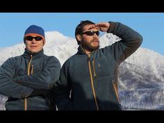 Tom Hardy & Mika Salo in Driven To Extremes! I can't wait. These two are adorable together! It's all about the bromance.
