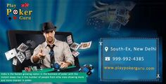 Then you must reading an article which explains to you how to use the no-limit poker together with another that talk about the limit poker. PlayPokerGuru provides Poker variants and online poker tournament in India.You can find here Poker rooms where Indian poker players enjoying real cash poker tournaments. Drop a text or call on Saurabh Jain +91-9999924385 at Poker table start in south Delhi. To More visit:- www.playpokerguru.com