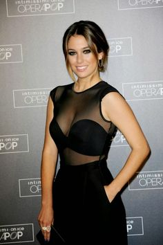 Blanca Suarez – Intimissimi On Ice Opera Pop in Verona