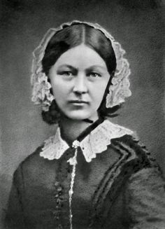 Florence Nightingale  (12 may 1820 - 13 august 1910)