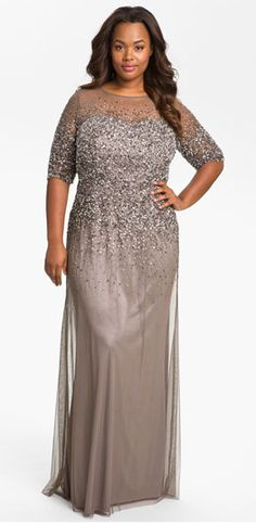 20 Plus-Size Evening Gowns for Your Next Black Tie Event | Babble