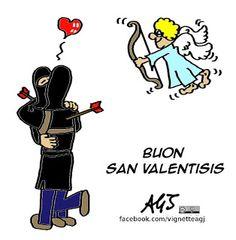 Buon san valentino a tutti, ma proprio a tutti