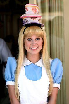 Alice ha ha