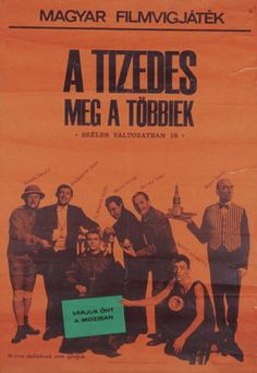 A tizedes meg a többiek - IMDb Comedy Movies, Films, Pictogram, Johnny Depp, Cover Art, Graphic Art, Humor, History, Movie Posters