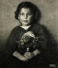 Генрих Кюн,Heinrich Kuhn - Lotte Kuhn 1910