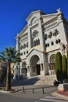 Cathedral of Mónaco #monaco #tourism #cathedral #architecture #tourism #travels