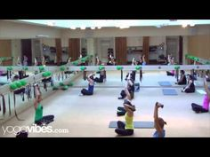 Core Fusion Barre Open class with Elisabeth Halfpapp