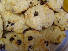 Chocolate Chip Breakfast Biscuits — Cooking During Stolen Moments    Delicious, and can be edited to use gf flour....