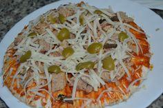 Mi Diversión en la cocina: Pizza de Apagallums